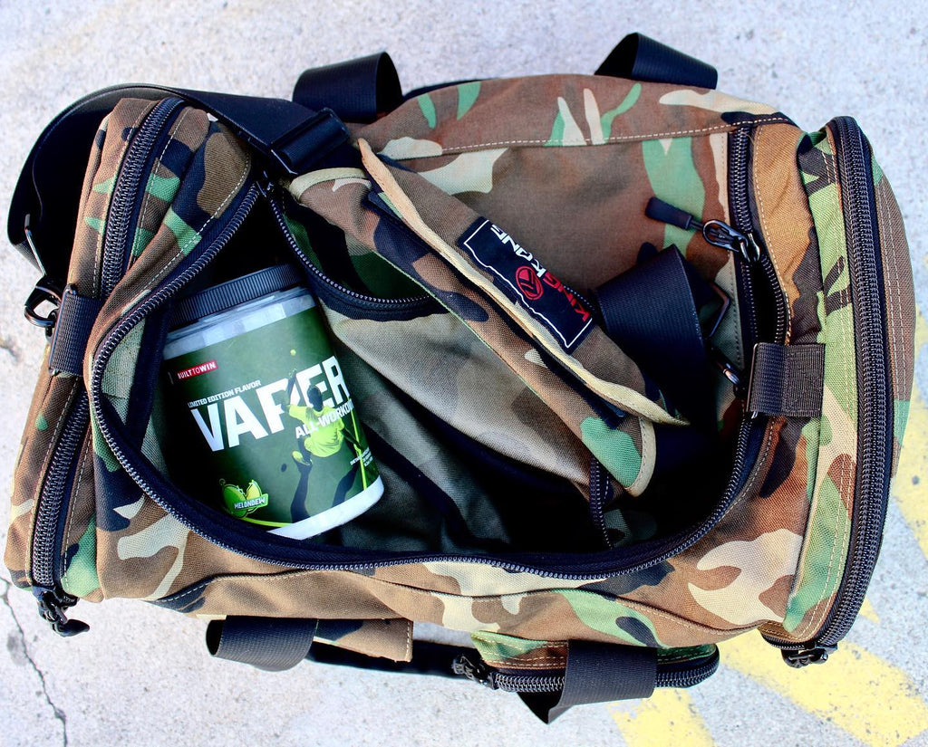 Why the Vaper All-Workout is the must have product for your gym bag