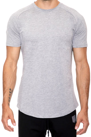 Men's Staple Shirt (Heather Grey)