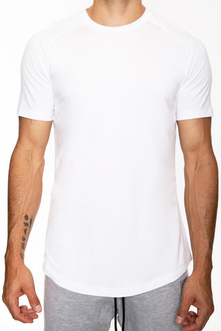 Men's Staple Shirt (White)