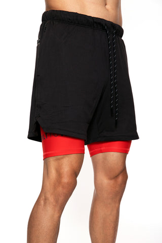Men's Game Short (Black)