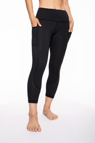 Women's Perf Tights (Black)