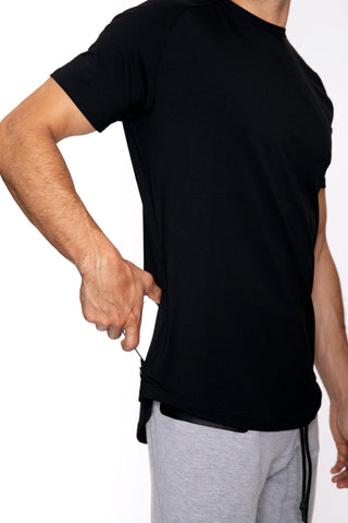 Men's Staple Shirt (Black)
