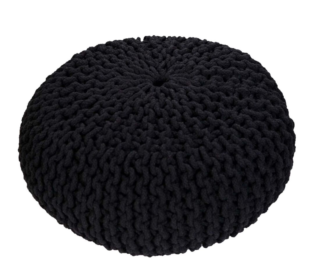 Picture of: Amaris Pouf Ottoman Chair Footstool I Shop Trendy