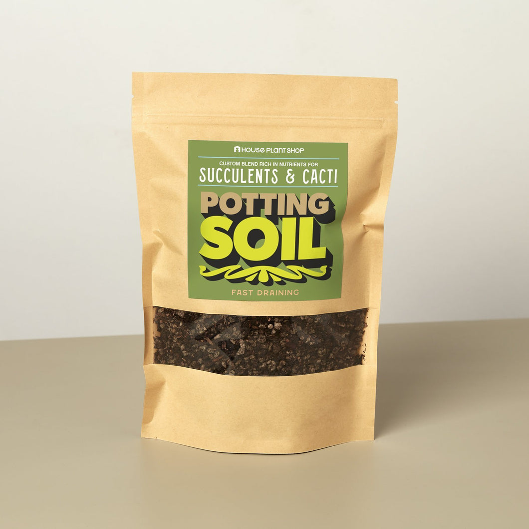 Succulent and Cactus Potting Soil