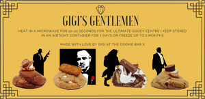 Gigi's Gentlemen | The Gangsta (exclusive) | The Godfather | The Mob Boss | The Beast