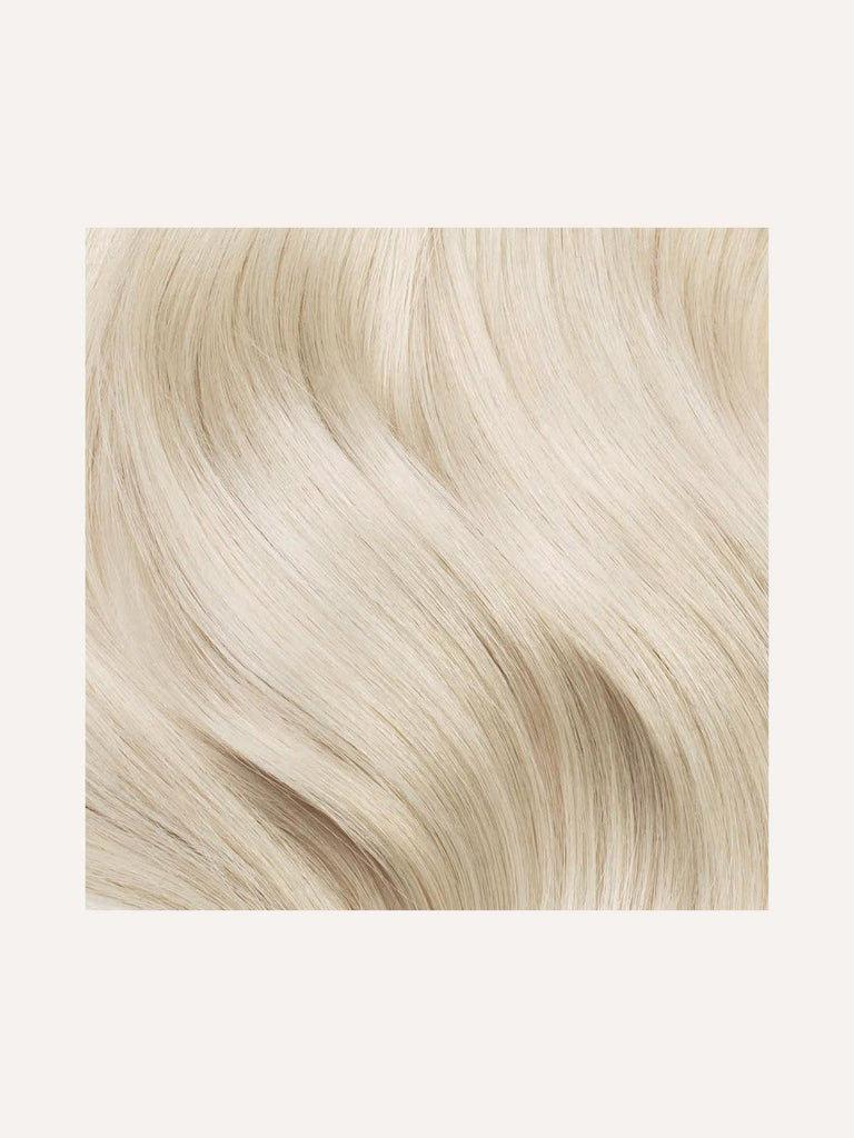 Ponytails Queue de Cheval <br> 60gm Blond Platine - 30cm