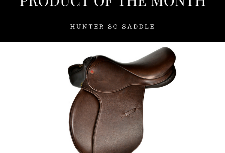 Product of The Month : The Hunter SG Saddle