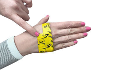 How to Measure Your Hand for the Yorkville Show Glove