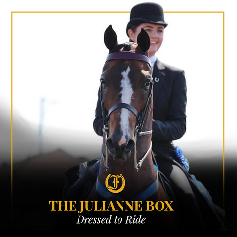 The Julianne Box: Dressed to Ride