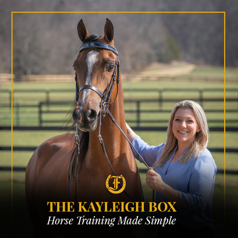 The Kayleigh Box: Horse Training Made Simple