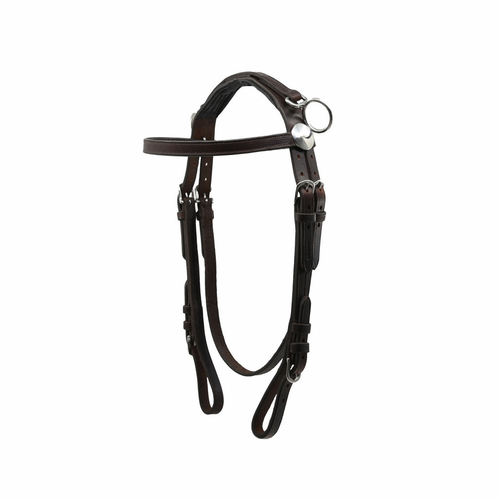 Advantage Comfort Training Combination Padded Work Bridle