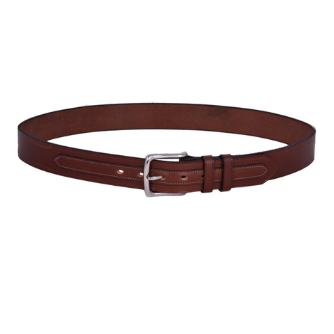 "Brooklyn 1 1/2"" Overlay Belt"