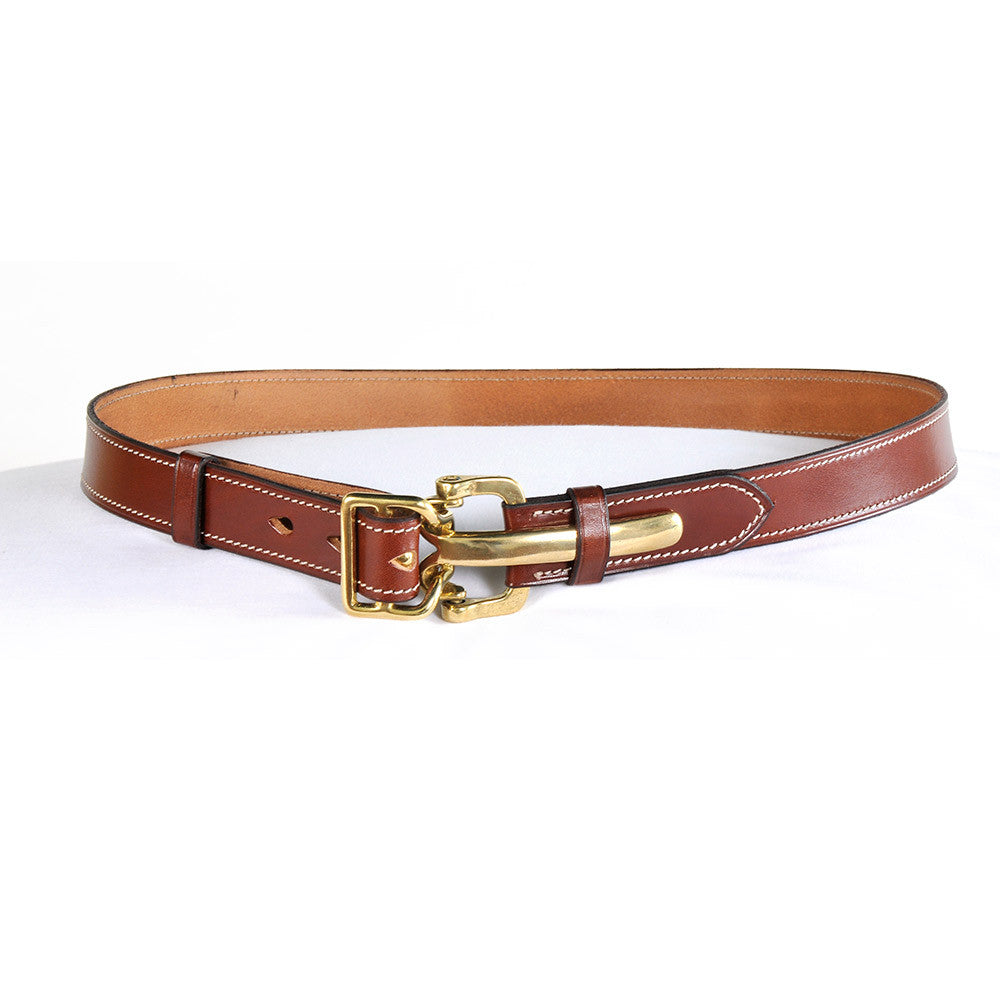 Collar Ratchet Closure Belt