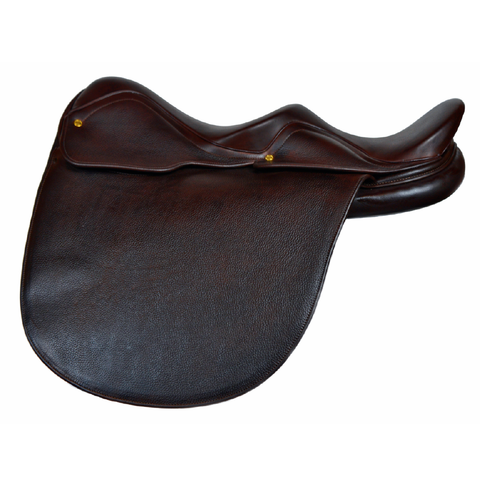 Double Seat Teaching Saddle