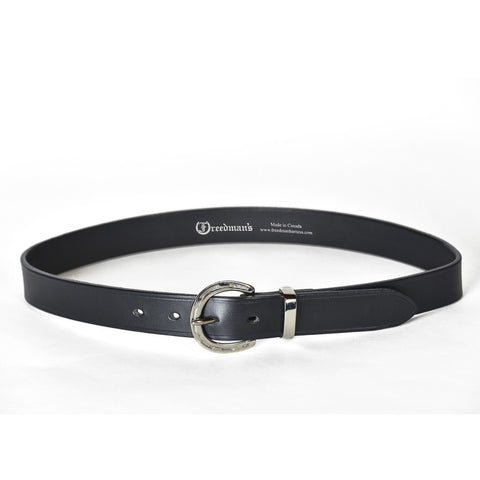 Horse Shoe Buckle Belt