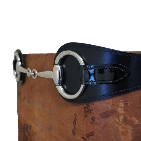 Limited Edition Large Snaffle Bit Belt