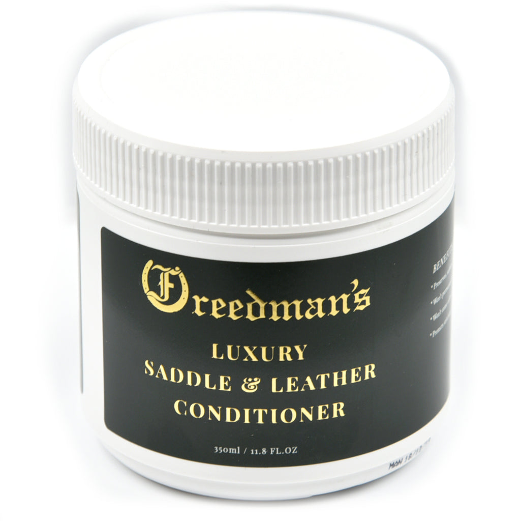Freedman's Luxury Saddle & Leather Conditioner