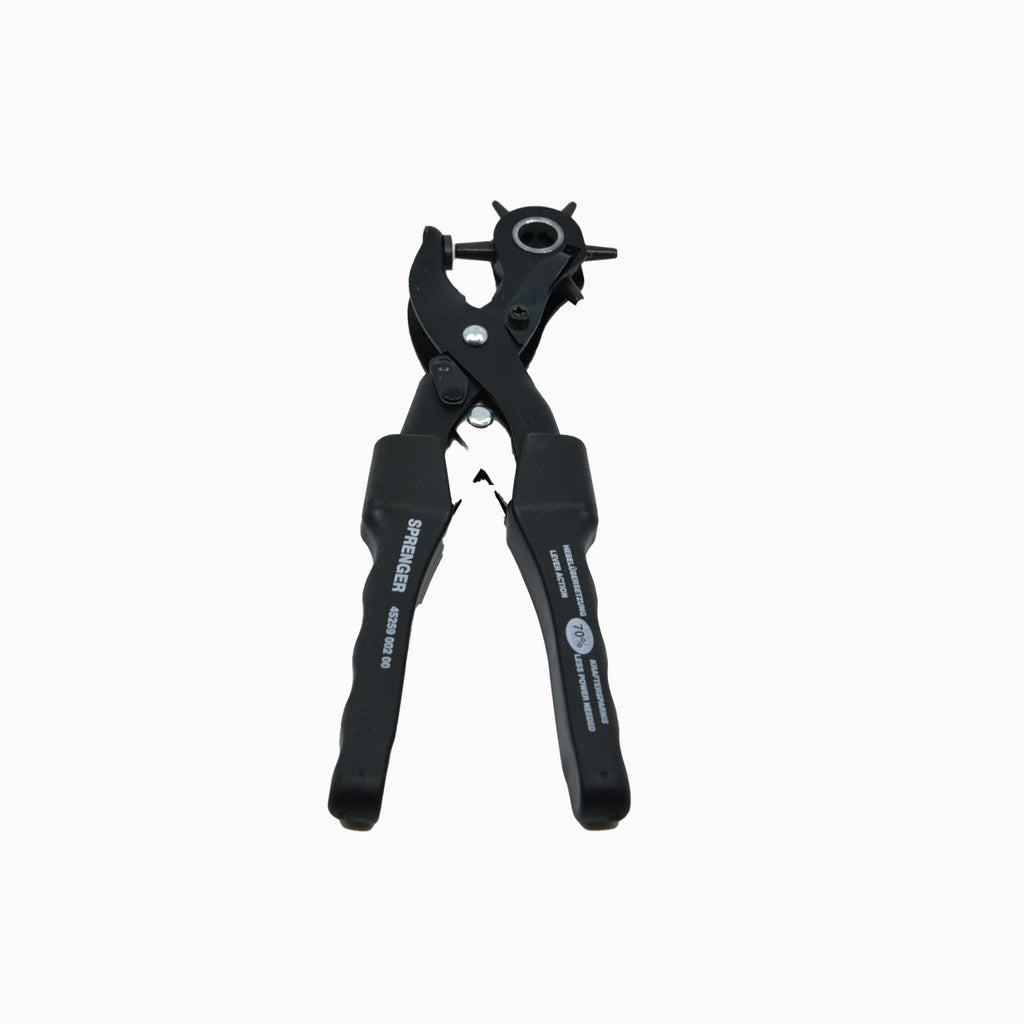 Sprenger Power Plier Leather Hole Punch
