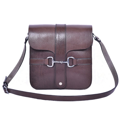 Large Snaffle Bit Shoulder Bag
