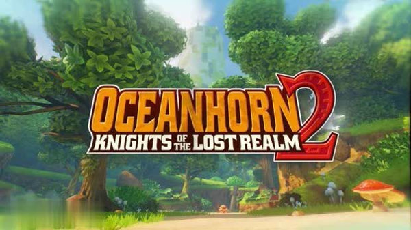 Oceanhorn 2 Apple Arcade Account