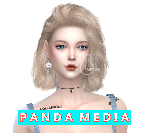 The Sims 4 character pinch MOD | Female | 8 costumes included | PC version