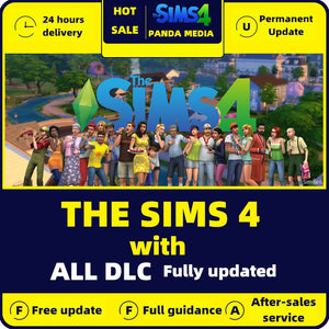 [Offline installation] Sims 4 complete computer games  / PC / MAC / one to one guidance