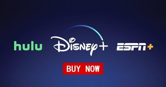 Hulu+ESPN+Disney+Premium Account