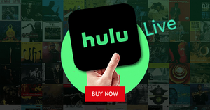 Hulu Live Premium Account(Shared Account)