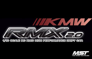 MST RMX 2.0 KMW (Black Limited Edition)