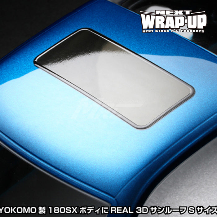 Wrap-Up Next REAL 3D Sun Roof Decal