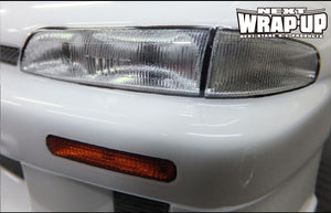 Wrap-Up Next REAL 3D Detail Up Decal - YOKOMO 1093 SPEED S14 SILVIA