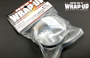 Wrap-Up Next (#0028-05) FLEX Line Tape Chrome 3mm X 50cm