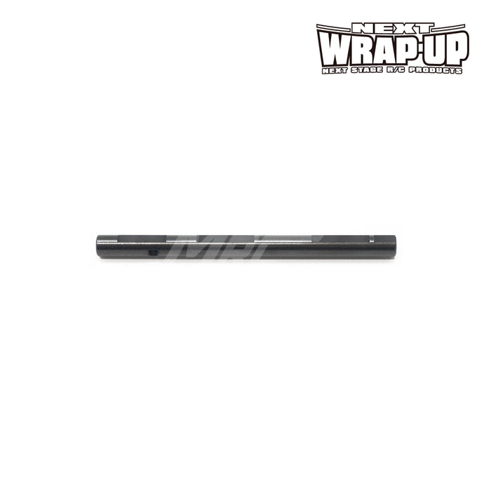 Wrap-Up Next Spur Gear Shaft