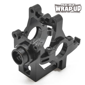 Wrap-Up Next (#0418-FD) VX Gear Bulkhead V2 Floating Suspension Mount-less version - Black