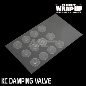 Wrap-Up Next (#0421-FD) KC Variable Damping Valve