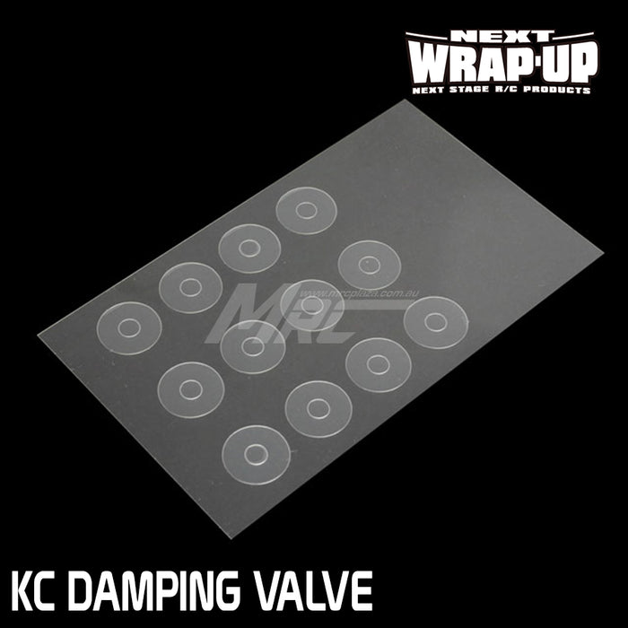Wrap-Up Next KC Variable Damping Valve