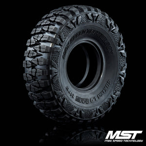 MST (#101037) MG Crawler Tire 40X120-1.9""
