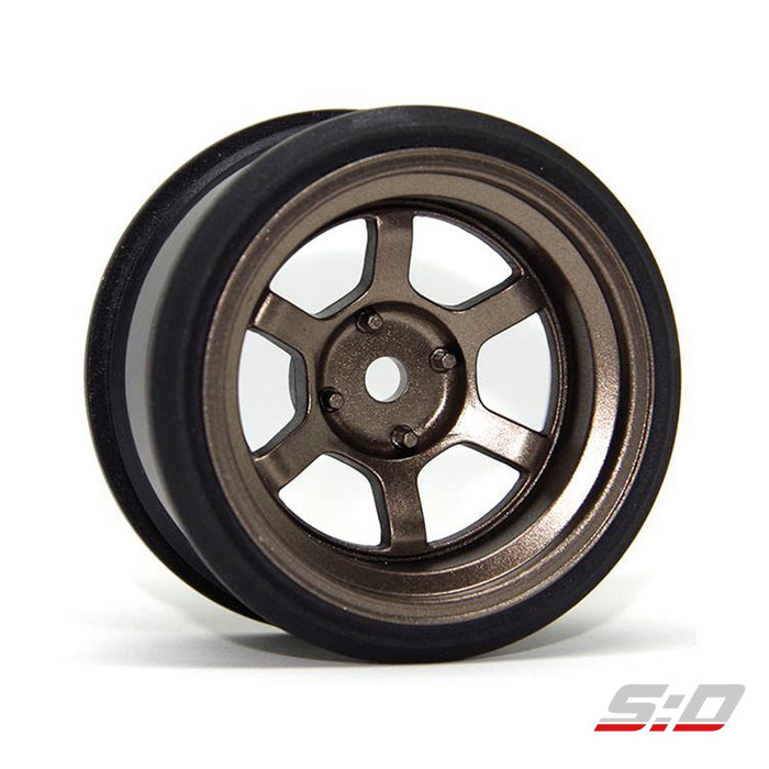 SD V16D 6 Spoke - Bronze