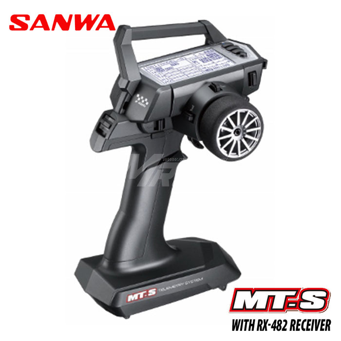 Sanwa MT-S Telemetry System