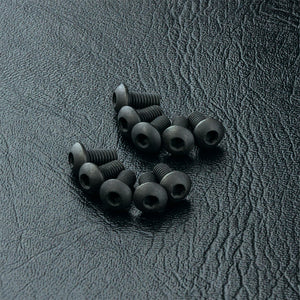 MST (#110001) Round Head Screw M3 x 6 (10)
