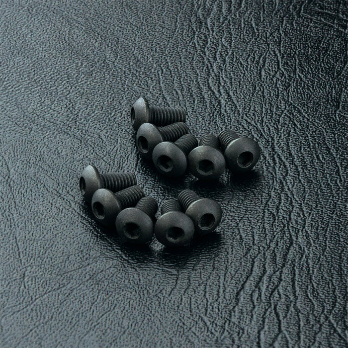 MST Round Head Screw M3 x 6