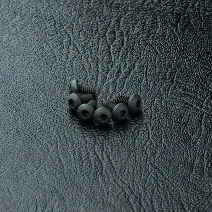 MST Round Head Screw M2 X 4