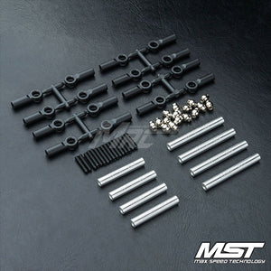 MST (#210536S) CMX Alum. Link Set 242mm