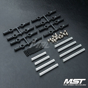 MST (#210537S) CMX Alum. Link Set 252mm
