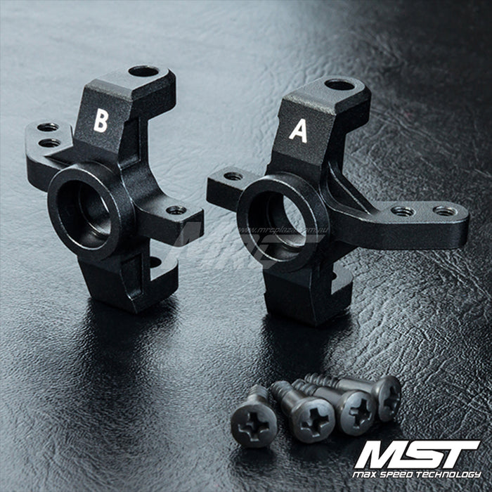 MST CMX Alum. Knuckle - Black