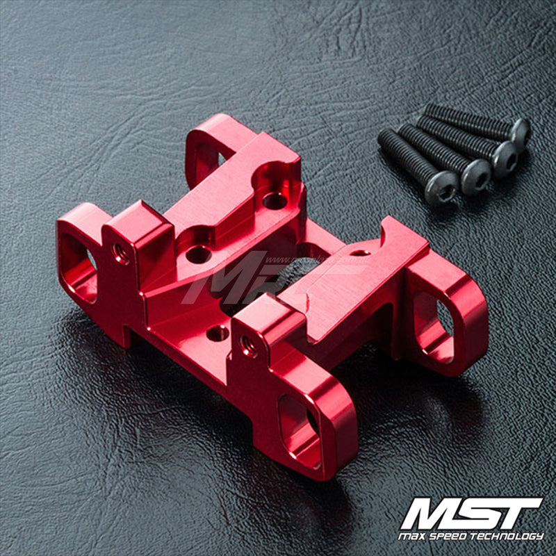 MST (#210598BK) RMX 2.0 Upper Arm Mount - Red