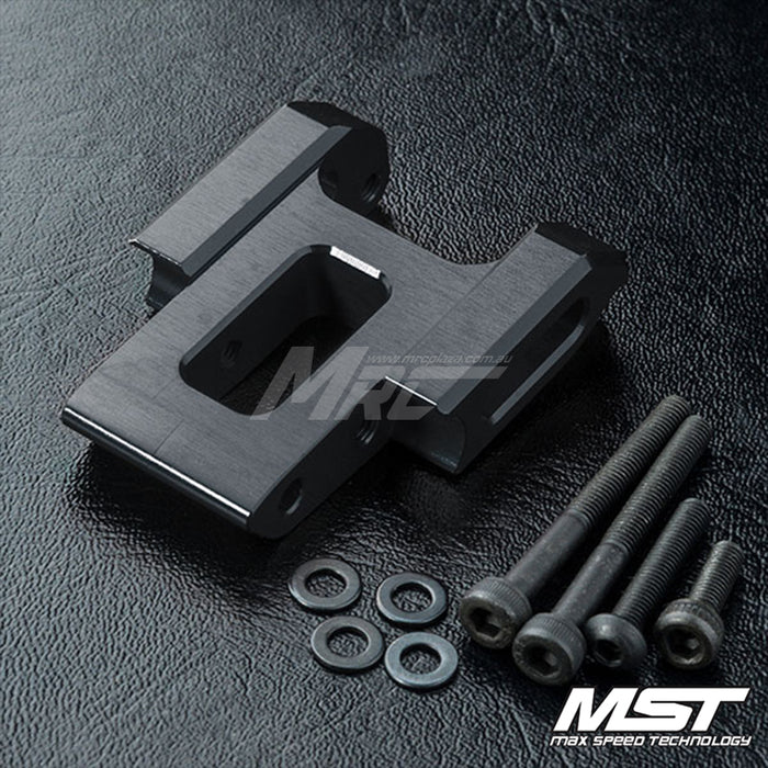 MST RMX 2.0 Alum. Rear Connector - Black