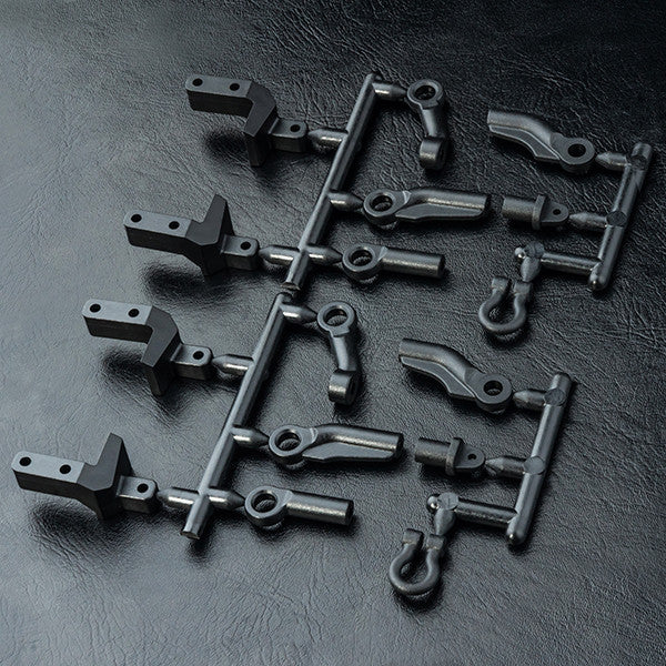 MST Rod End Set