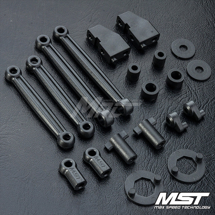 MST RMX 2.0 RTR Fittings