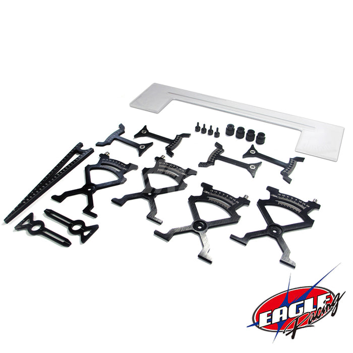 Eagle Racing Alignment Set Up Station Drift V2 w/ Case